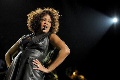 Morre a cantora Whitney Houston