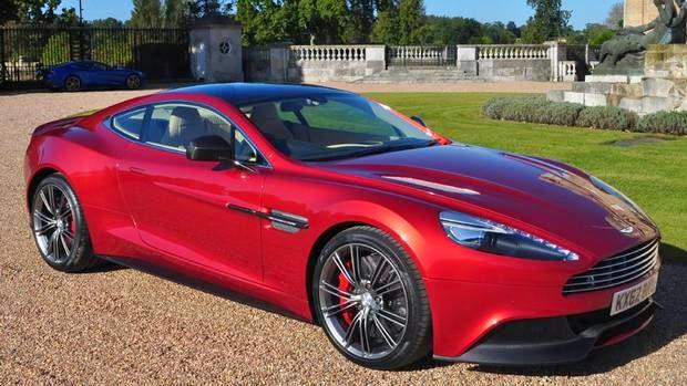 2014 Aston Martin DBS