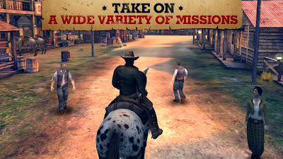 Six Guns v1.1.8 Mod Offline Apk + Datafiles