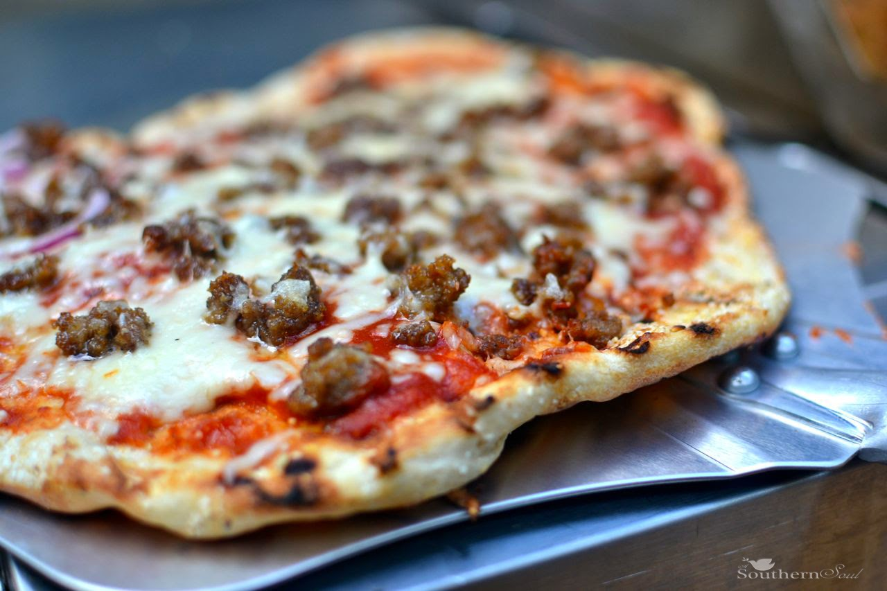 A Southern Soul | Pizza from Grill