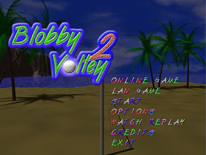 Blobby Volley 2 Logo