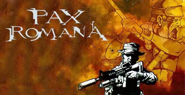 Syfy adaptara el cómic Pax Romana de Jonathan Hickman