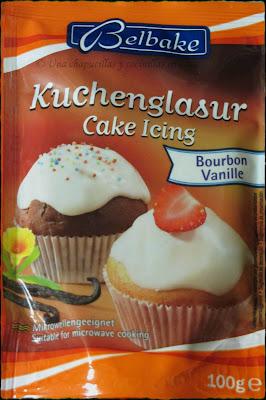 Cake icing lidl