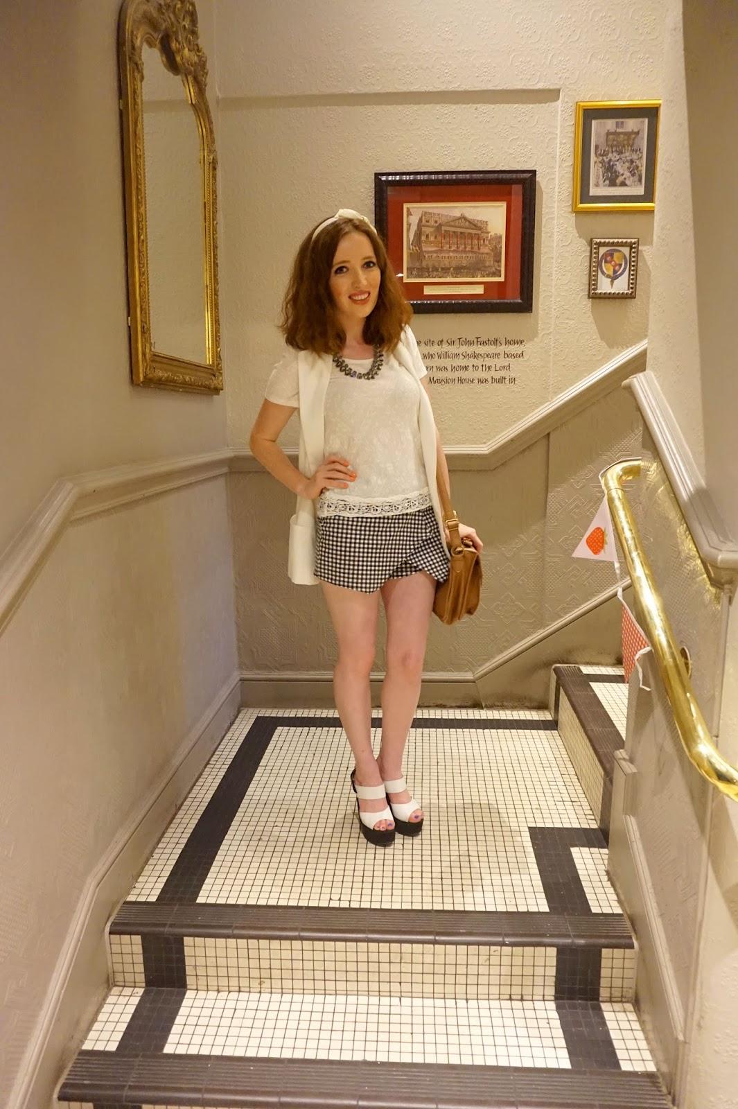 bec boop wimbledon fashion outfit