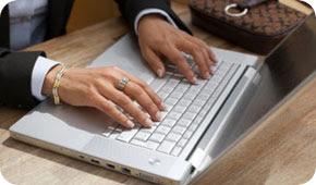 Práce z domu online