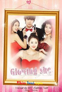 Phim Cô Gái Rực Rỡ - Glowing She [Vietsub] 2012 Online