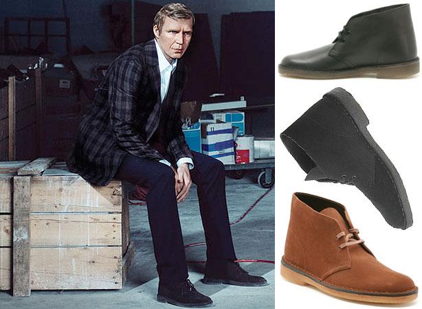 how do you rock your clarks originals desert boots