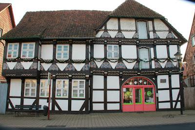 Typisch Duits huis