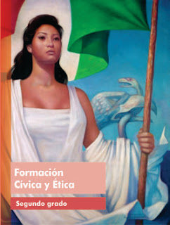 Formación Cívica y Ética 2do grado 2015-2016 Libro de Texto