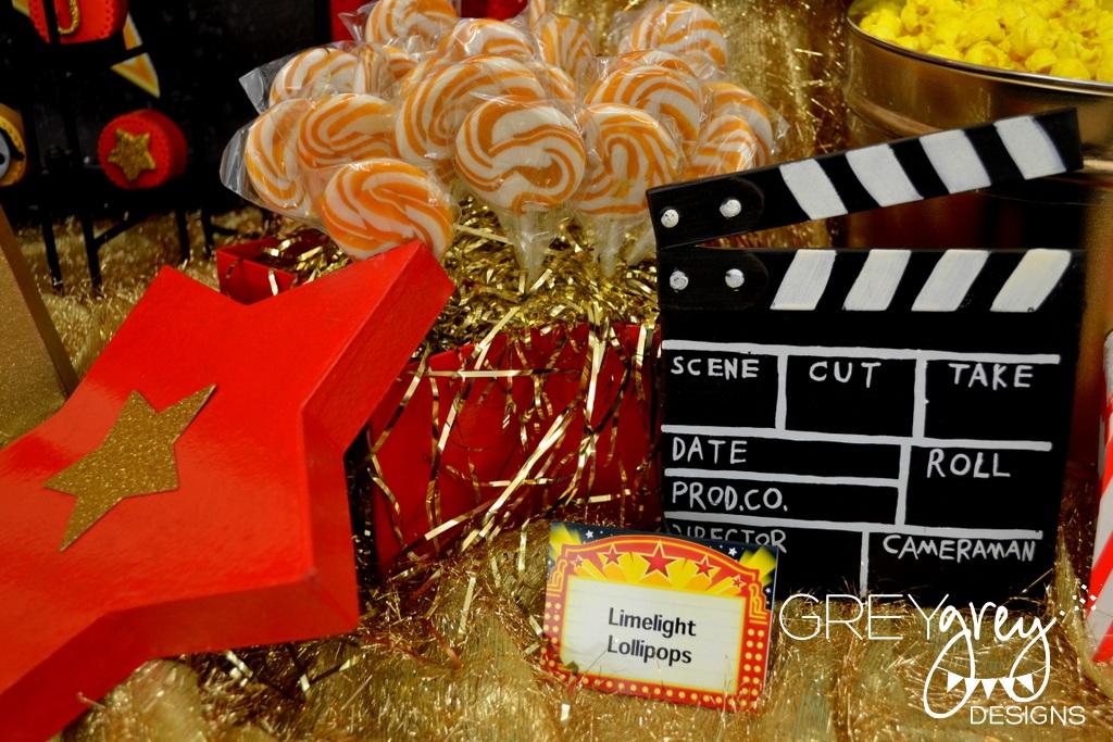 GreyGrey Designs: {My Parties} Jenna\'s Red Carpet Hollywood Birthday ...