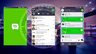 Tema Line BBM Mod V.2.8