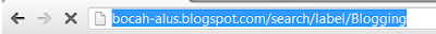 URL dari label