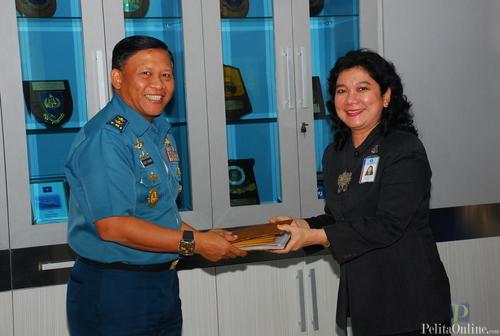 Bank Indonesia dan TNI AL Kerjasama Operasi Militer Selain Perang
