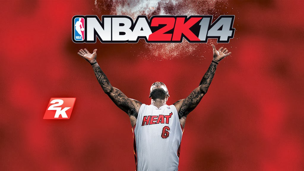 NBA 2K14 Rip Full Tek Link İndir