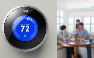 nest lab,thermostats