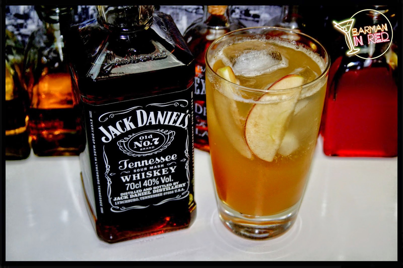 Orgasmico Jack Daniels