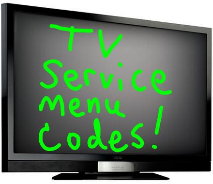 Reviews blog by tampatec tv service menu codes quot service menu codes
