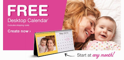 Free Desktop Calendar at Walgreens, 5/13