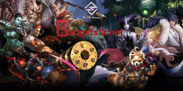Game Mirip Dota Di Android - Ace of Arenas