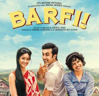 Watch Barfi! (2012) Hindi Movie Online