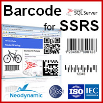 Barcode for Reporting Services