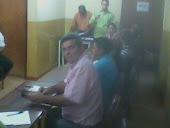 Reunión en Sala Situacional