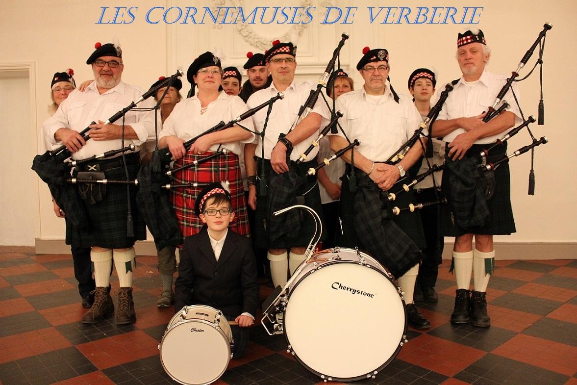Les Cornemuses De Verberie