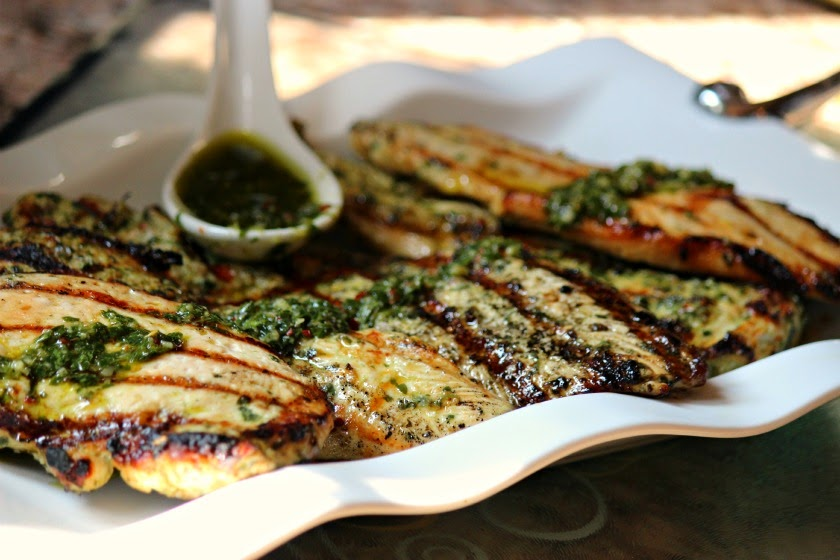 chimichurri chicken chimichurri is an essential part of argentinean ...
