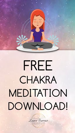 Free Chakra Meditation!