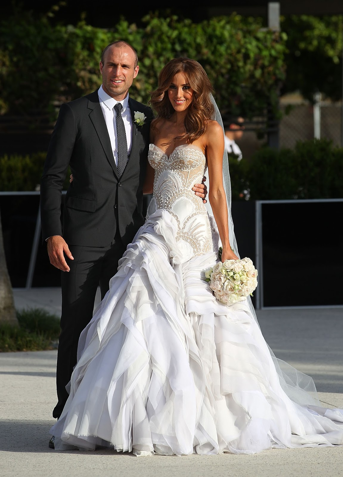 Beautiful Wedding Gowns 2015 Best Dresses Ever Celebrity