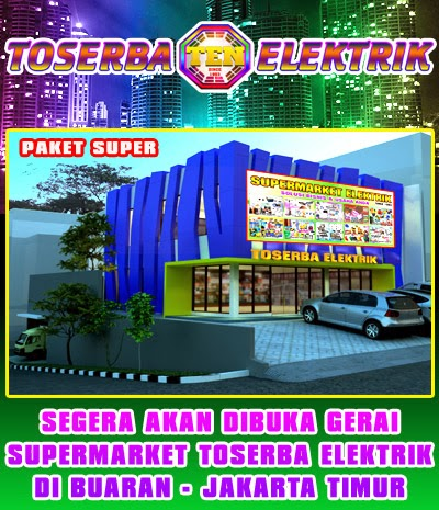 waralaba supermarket