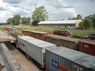 Promueven la reactivación del ferrocarril de cargas entre San Francisco y Rosario
