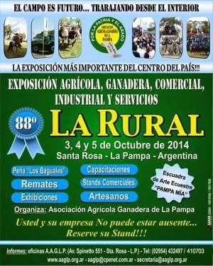 88º Exposición Rural de Santa Rosa