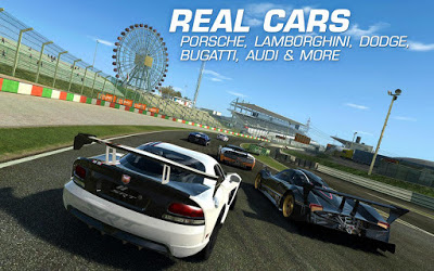 Real Racing 3 v1.0.9 apk+sd data [Full]
