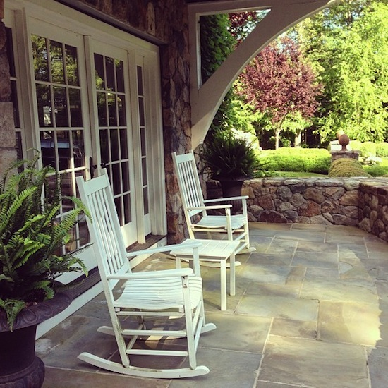 stone-wall, stone-retaining-wall, rockers, rockingchairs