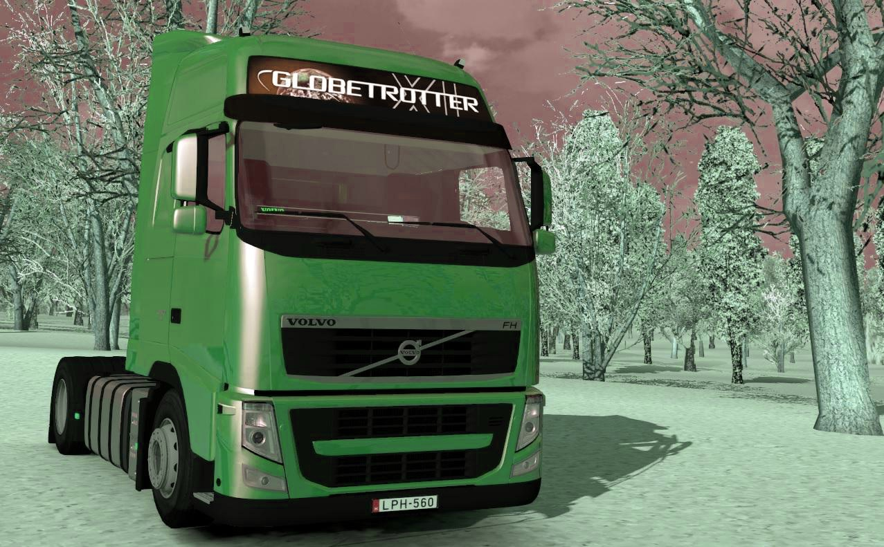 Volvo fh13 stock mod for euro truck simulator 2 tested on 1 8 2