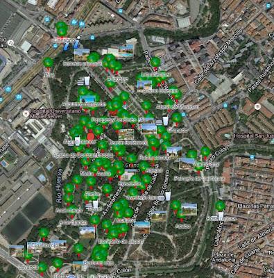 Parque grande, Zaragoza, parqueszaragoza.es