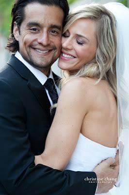 Julie Benz Wedding
