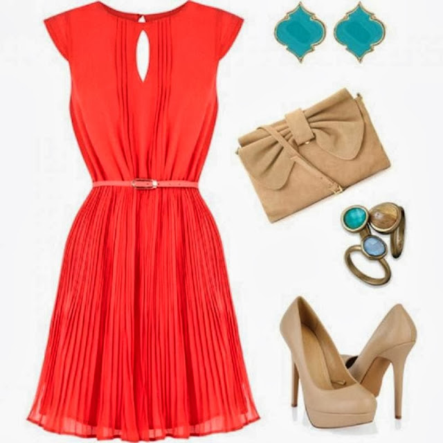 Summer wedding party dress fashion style
