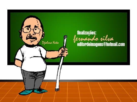 Prof. Djalma Neto e a Biologia