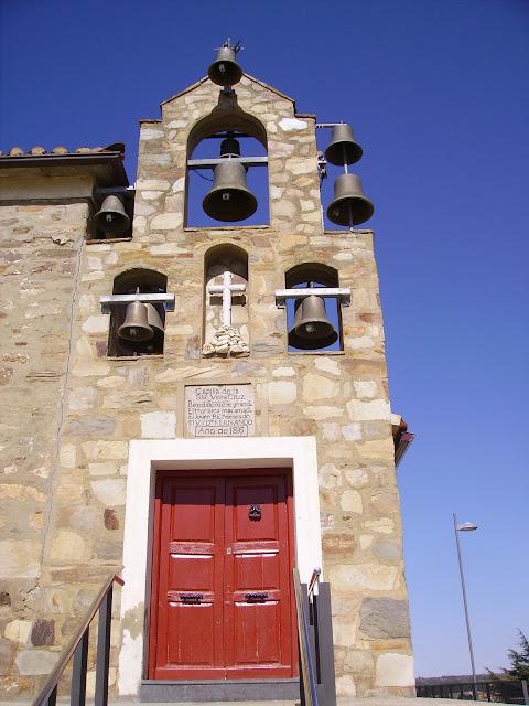 capilla la santa vera cruz