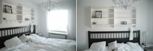 Marlene Zufic ♥: Hyllor ovanför sängen : hyllor sovrum : Sovrum