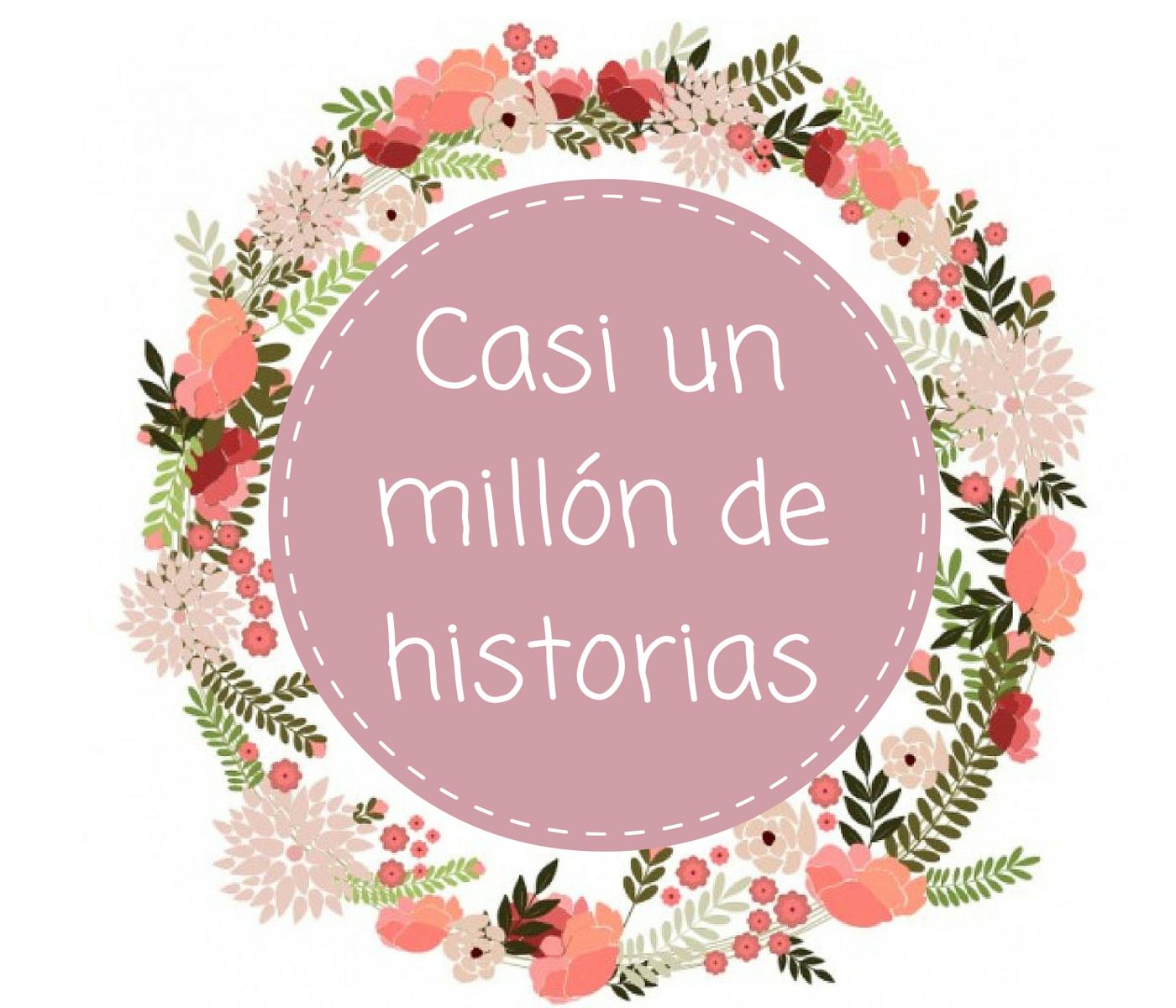 Casi un millón de historias