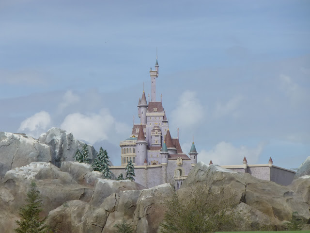 Belle, Beauty & the Beast, Disney, Fairytale, fantasy, Fantasyland, Florida, Walt Disney World
