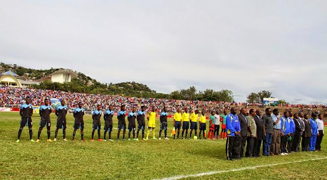 Taifa Starz Vs Malawi