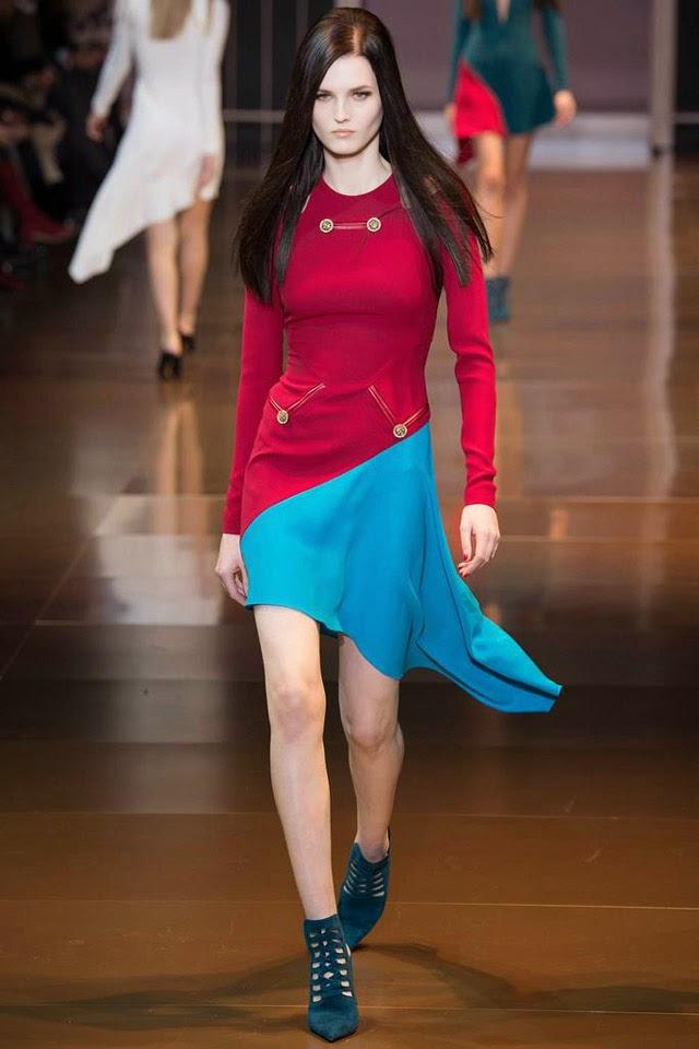 Rochie de toamna Versace