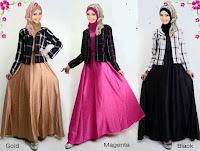 Model Model Busana Muslim Terbaru