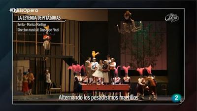 """This is Opera"" en la BUM. ""El barbero de Sevilla"" en ""This is Opera"" de La2 de RTVE."