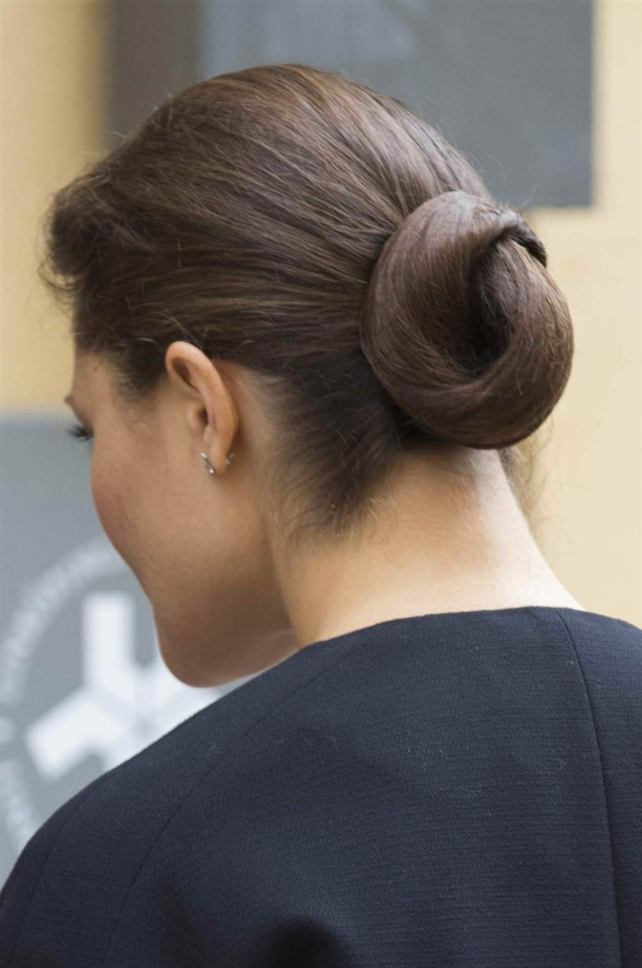 Le séminaire a été organisé par l'Université de Linköping, la princesse a débuté par une visite au Musée Arbetets