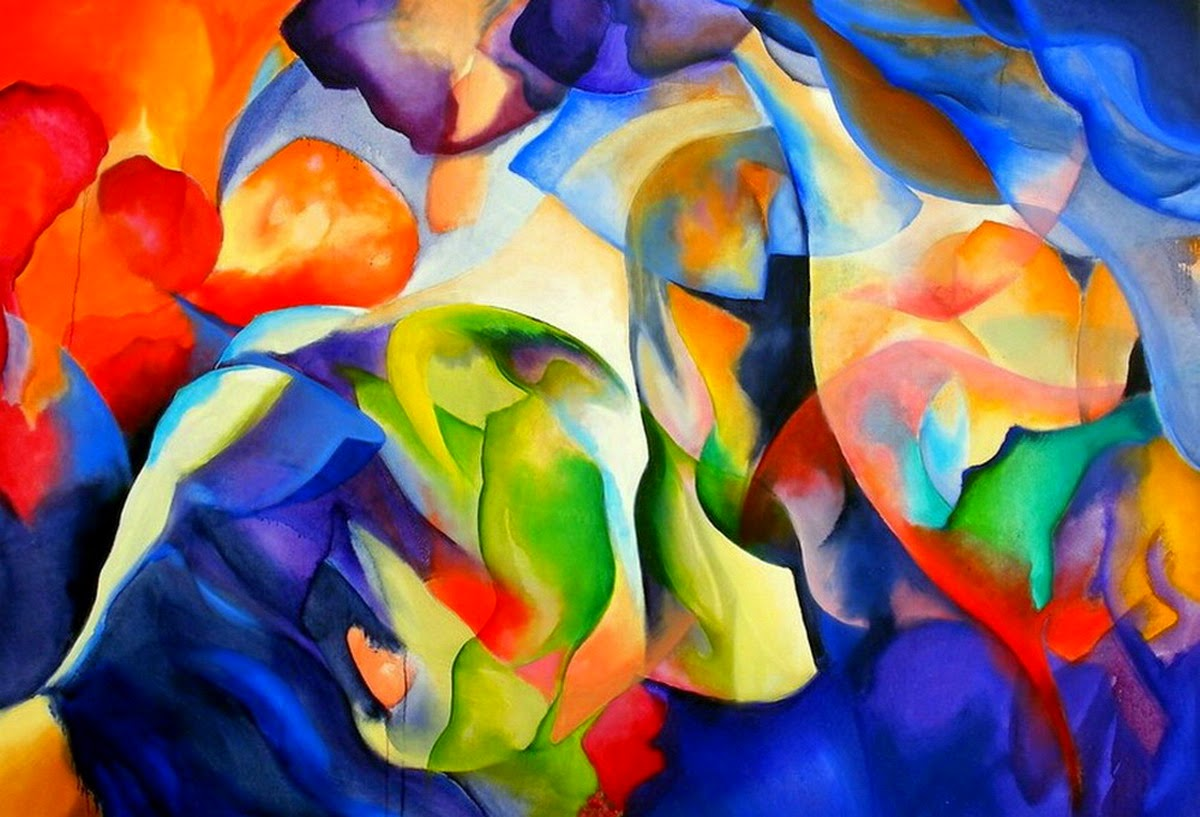 Im genes arte pinturas pinturas abstractas modenas en - Fotos modernas para cuadros ...